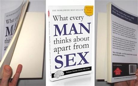 Kỷ lục ấn tượng của cuốn sách 'Đàn ông nghĩ gì ngoài Sex?' - anh 1
