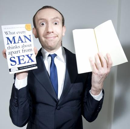 Kỷ lục ấn tượng của cuốn sách 'Đàn ông nghĩ gì ngoài Sex?' - anh 2
