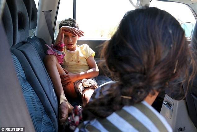 Thị trấn Syria rơi vào tay IS, thảm kịch đẫm máu liên tiếp xảy ra - anh 3