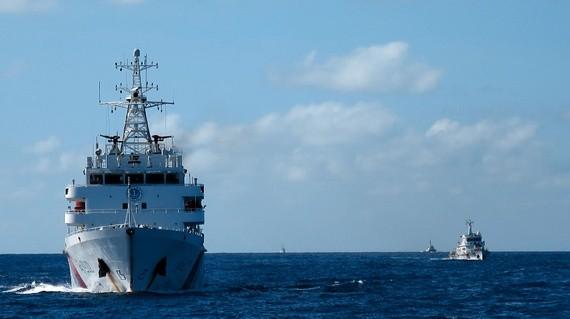 Biển Đông hôm nay 27/6: Trung Quốc lật lọng, tiếp tục xây dựng đảo nhân tạo tại Biển Đông - anh 1