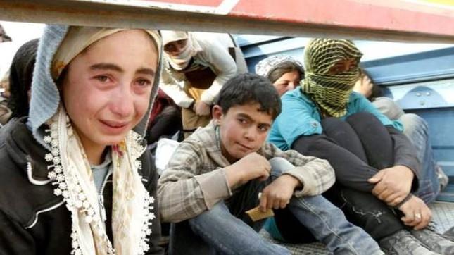 Thị trấn Syria rơi vào tay IS, thảm kịch đẫm máu liên tiếp xảy ra - anh 7