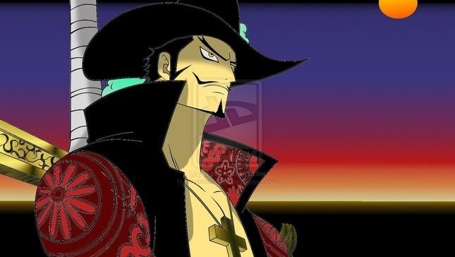[One Piece] Những hình ảnh đẹp nhất của Mắt Diều hâu Dracule Mihawk - anh 1