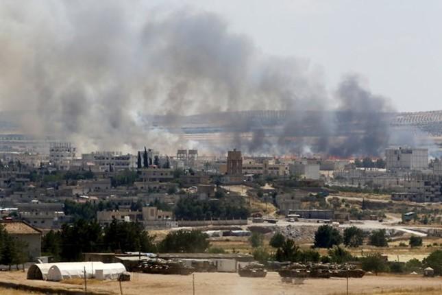 Khủng bố IS tắm máu dân thường tại Kobani - anh 2