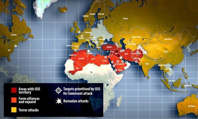 Khủng bố IS âm mưu 'tắm máu' phương Tây trong tháng Ramanda - anh 1