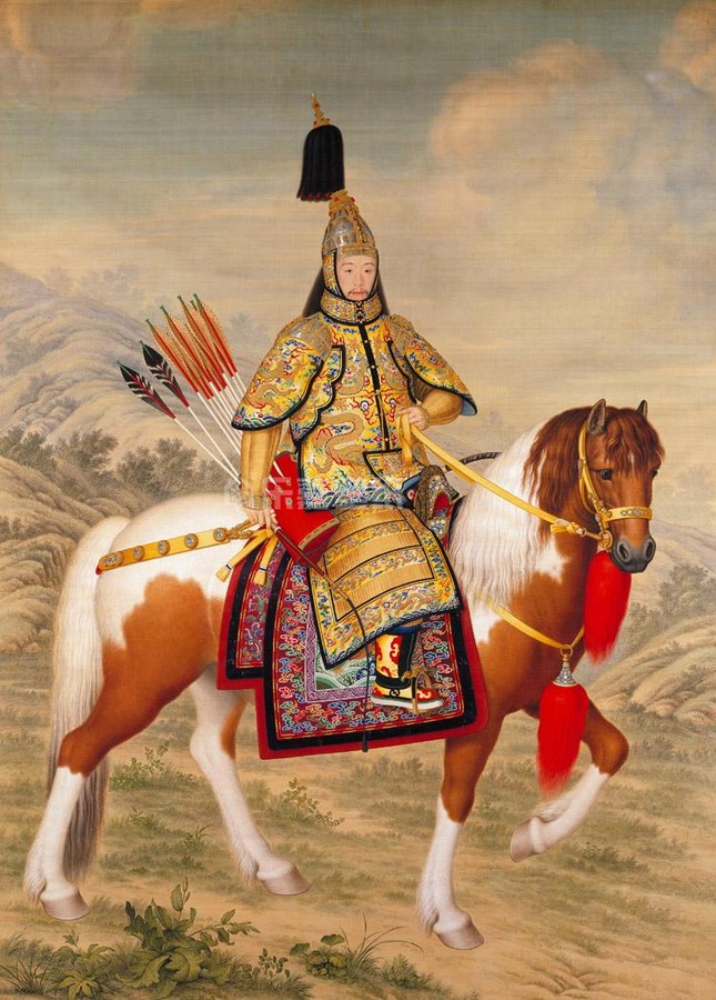 Dung nhan tuyệt sắc của 11 phi tần hoàng đế Càn Long - anh 2