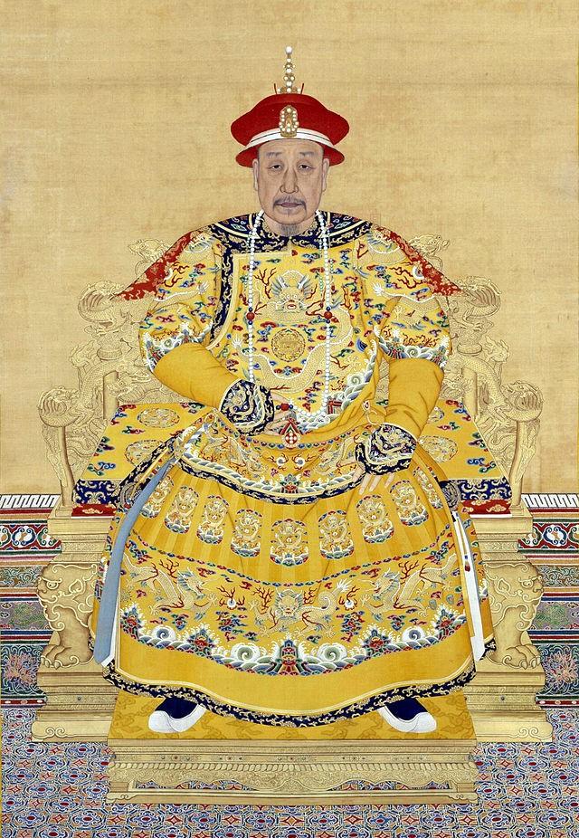 Dung nhan tuyệt sắc của 11 phi tần hoàng đế Càn Long - anh 1