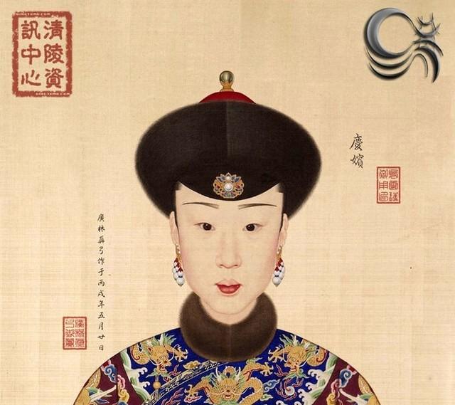 Dung nhan tuyệt sắc của 11 phi tần hoàng đế Càn Long - anh 9