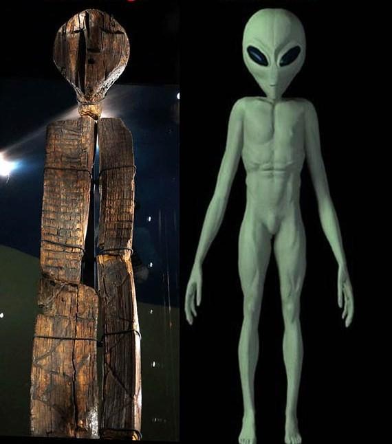 Bí mật của Shigir - Bức tượng gỗ lâu đời nhất trên thế giới - anh 2