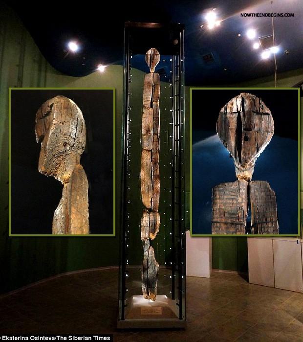 Bí mật của Shigir - Bức tượng gỗ lâu đời nhất trên thế giới - anh 3