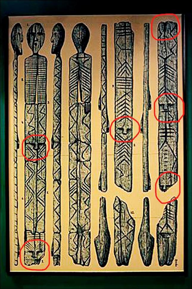 Bí mật của Shigir - Bức tượng gỗ lâu đời nhất trên thế giới - anh 4