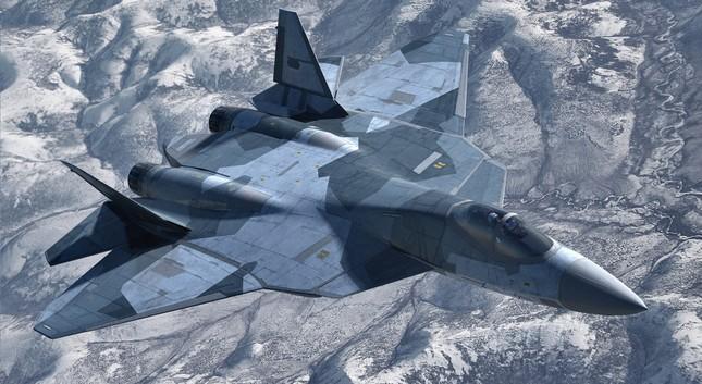 """Khám phá sức mạnh """"đại bàng sắt"""" Su T-50 của Nga - anh 3"""