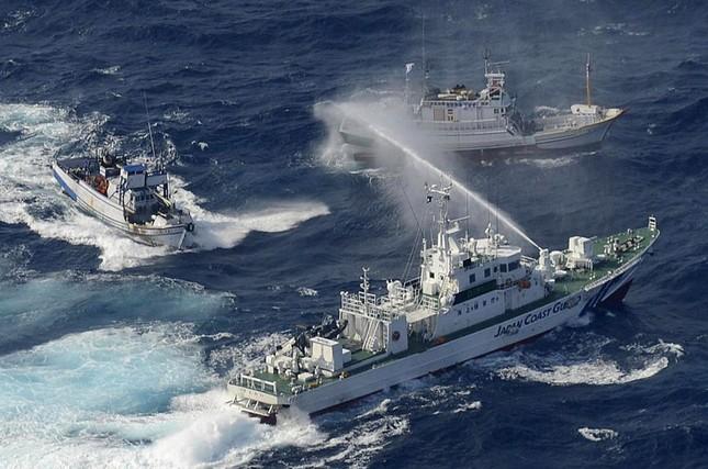 Biển Đông hôm nay 5/7: Nhật Bản điều chiến tàu 'khủng' đối phó với Trung Quốc - anh 1