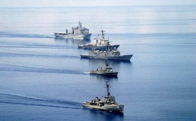 Mỹ ban bố Chiến lược Quân sự Quốc gia 2015 - anh 2