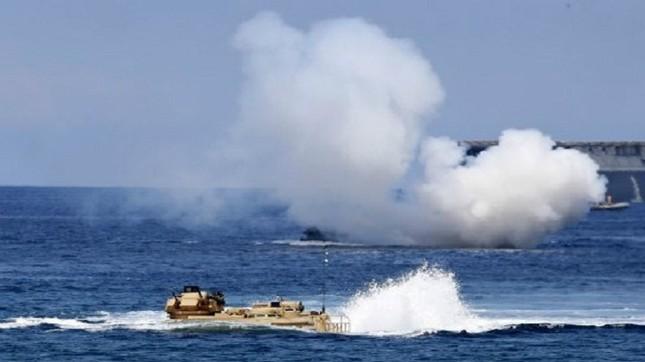 Biển Đông hôm nay 6/7: Trung Quốc 'nổi đóa' với Mỹ và Philippines khi bị coi là hung hăng, ngang ngược - anh 1