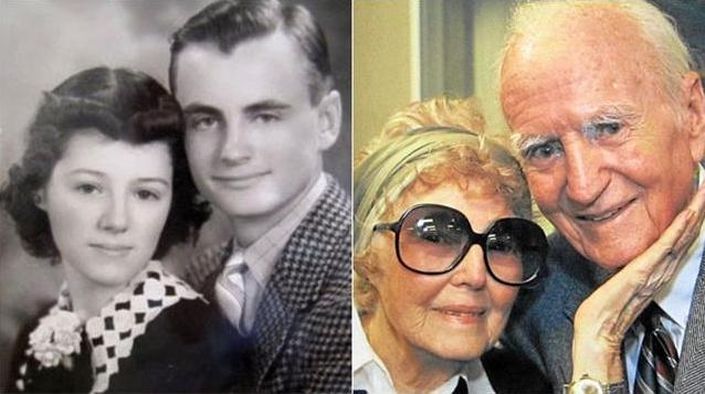 Tình yêu bất tử của cặp vợ chồng sinh cùng ngày, mất cùng năm - anh 1