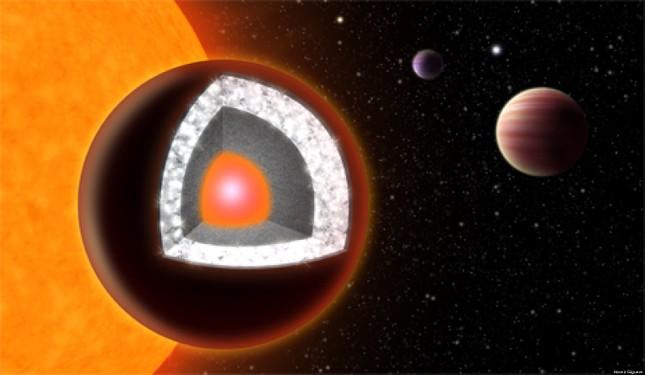 Khám phá bí ẩn hành tinh kim cương, lớn gấp 2 lần Trái đất - anh 3