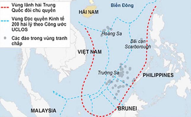 Biển Đông hôm nay 8/7: Những lý lẽ của Philippines trong vụ kiện Trung Quốc lên Tòa trọng tài LHQ - anh 3