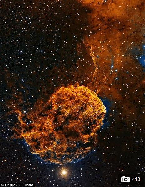 Chiêm ngưỡng những tác phẩm dự thi nhiếp ảnh về Thiên văn học bậc nhất nước Anh - anh 8