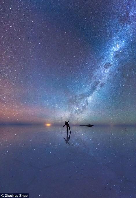Chiêm ngưỡng những tác phẩm dự thi nhiếp ảnh về Thiên văn học bậc nhất nước Anh - anh 2