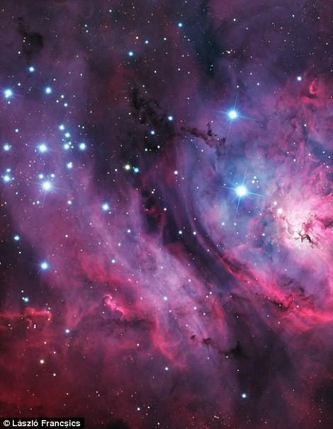 Chiêm ngưỡng những tác phẩm dự thi nhiếp ảnh về Thiên văn học bậc nhất nước Anh - anh 10