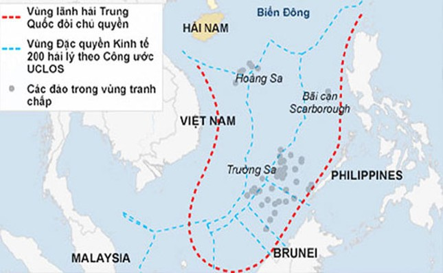 Biển Đông hôm nay 10/7: Luận điệu đanh thép của Philippines 'kể tội' Trung Quốc trước tòa - anh 3