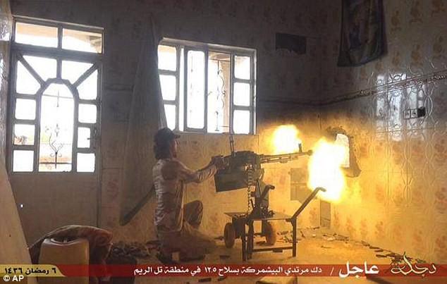 'Thế giới ngầm' tàn bạo của Đội đặc nhiệm IS - anh 2