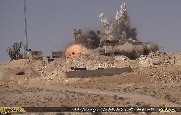 'Thế giới ngầm' tàn bạo của Đội đặc nhiệm IS - anh 11