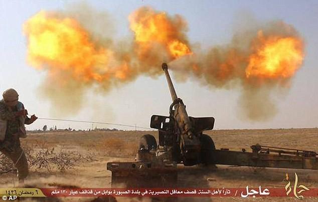'Thế giới ngầm' tàn bạo của Đội đặc nhiệm IS - anh 14