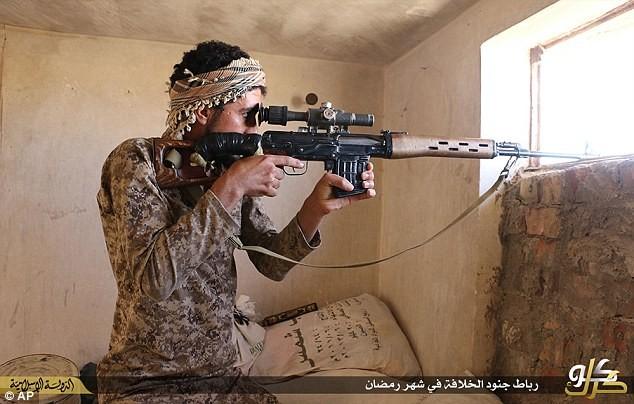 'Thế giới ngầm' tàn bạo của Đội đặc nhiệm IS - anh 3
