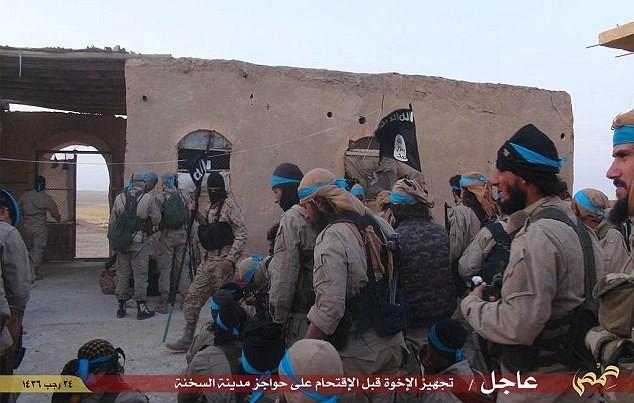 'Thế giới ngầm' tàn bạo của Đội đặc nhiệm IS - anh 4