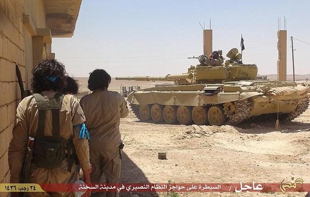 'Thế giới ngầm' tàn bạo của Đội đặc nhiệm IS - anh 6