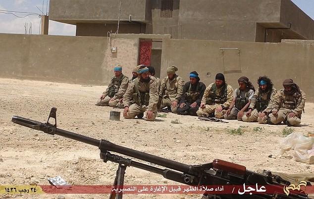 'Thế giới ngầm' tàn bạo của Đội đặc nhiệm IS - anh 7