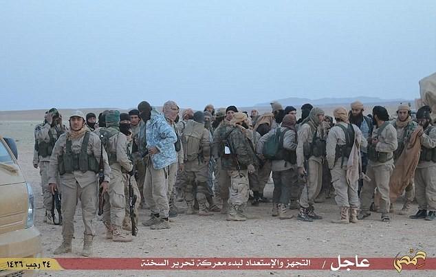 'Thế giới ngầm' tàn bạo của Đội đặc nhiệm IS - anh 8