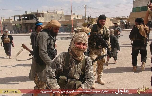 'Thế giới ngầm' tàn bạo của Đội đặc nhiệm IS - anh 9