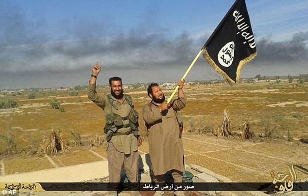 'Thế giới ngầm' tàn bạo của Đội đặc nhiệm IS - anh 10