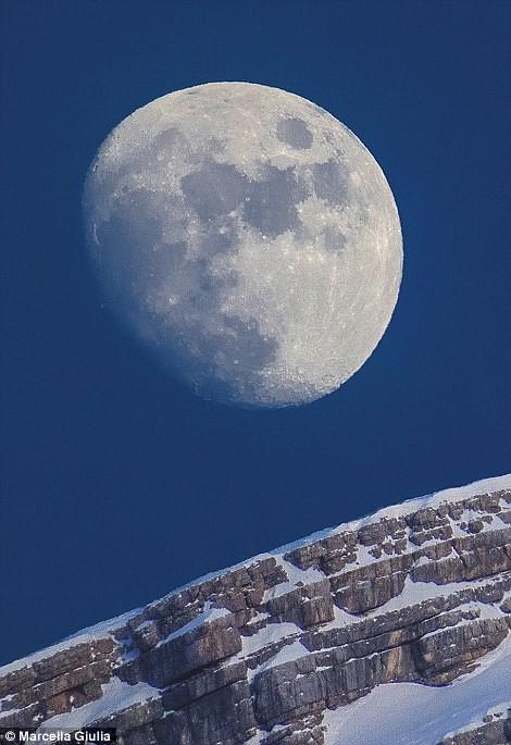 Chiêm ngưỡng những tác phẩm dự thi nhiếp ảnh về Thiên văn học bậc nhất nước Anh - anh 6