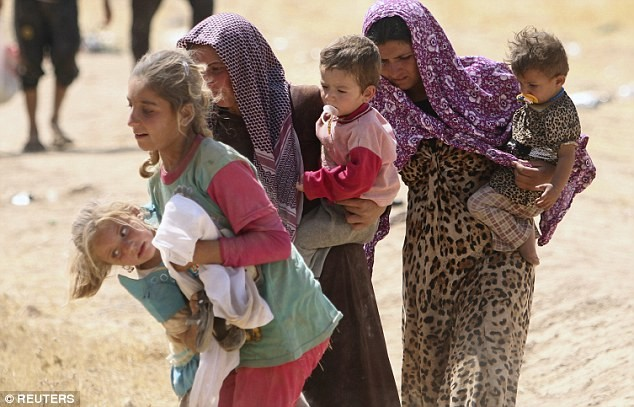 Khủng bố IS sát hại tàn bạo trẻ em Iraq - anh 1
