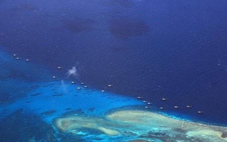 Biển Đông hôm nay 12/7: Động cơ nào khiến Trung Quốc 'sốt sắng' hoàn tất cải tạo đảo? - anh 1
