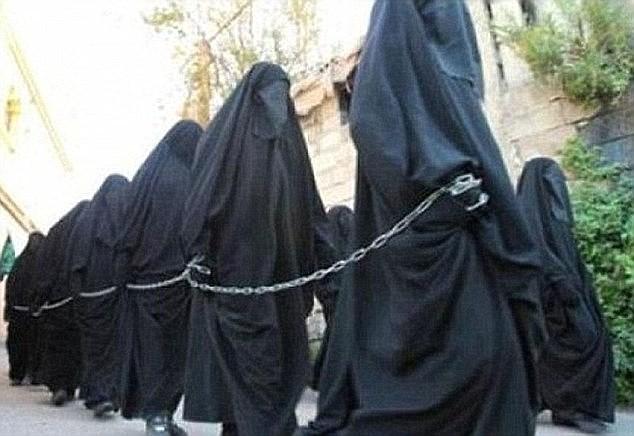 Lữ đoàn nữ Al-Khansa - Cơn ác mộng thực sự của người Syria - anh 3