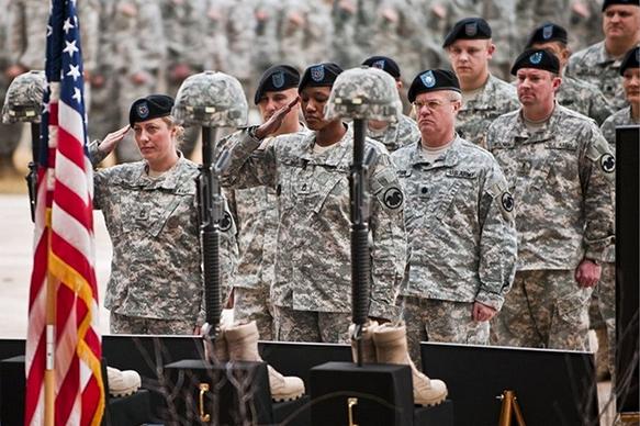 5 yếu điểm 'chết người' của quân đội Mỹ - anh 2