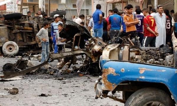 Iraq, Afghanistan hứng liên tiếp các vụ đánh bom đẫm máu, hàng trăm người thương vong - anh 1