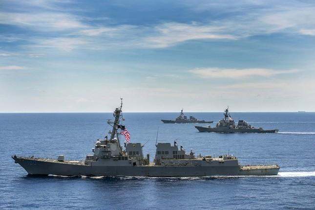 """Biển Đông hôm nay 13/7: 'Biển Đông chỉ là """"thuốc thử"""" trong chiến lược bành trướng của Trung Quốc' - anh 1"""