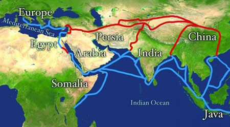 Biển Đông hôm nay 14/7: Mưa đồ thống trị Âu - Á của Trung Quốc - anh 1