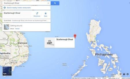 Biển Đông hôm nay 15/7: Google map xóa tên đảo mà Trung Quốc muốn thâu tóm trên bản đồ - anh 1