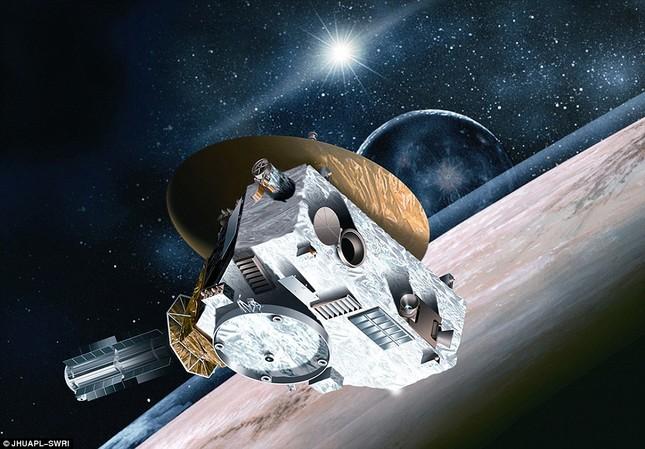 Những hình ảnh mới của sao Diêm Vương: Sứ mệnh 10 năm bay của tàu New Horizons - anh 5