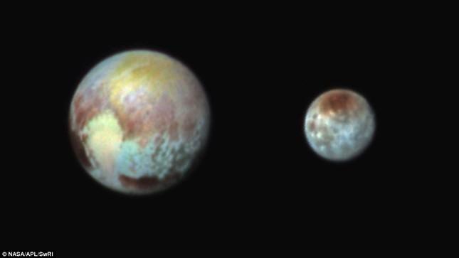 Những hình ảnh mới của sao Diêm Vương: Sứ mệnh 10 năm bay của tàu New Horizons - anh 7