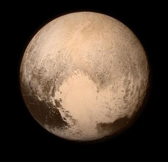 Những hình ảnh mới của sao Diêm Vương: Sứ mệnh 10 năm bay của tàu New Horizons - anh 8