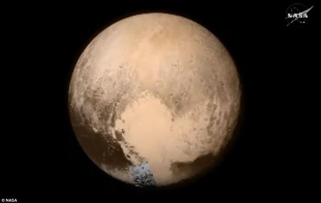 Những khám phá ban đầu về sự sống trên Diêm Vương tinh - anh 1