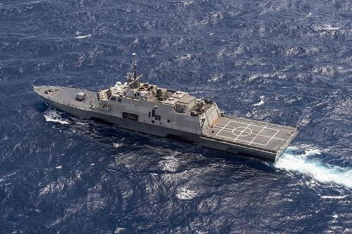 Biển Đông hôm nay 17/7: Mỹ điều 2 tàu 'khủng' tuần tra Biển Đông, răn đe Trung Quốc - anh 1