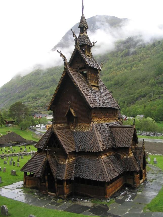 Ngắm 16 kiệt tác kiến trúc đẹp tựa cổ tích ở Na Uy - anh 2